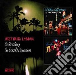 On broadway/colorful perc cd musicale di Arthur Lyman