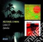 Latitude 20/aphrodisia cd musicale di Arthur Lyman