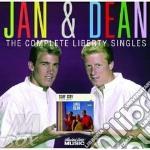 Comp.liberty singles cd musicale di Jan & dean