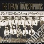 Tiffany transcriptions cd musicale di Bob wills & his texa