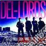 FRONTIER DAYS  + 5 B.T.                   cd musicale di DEL-LORDS