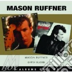 SAME/GYPSY BLOOD                          cd musicale di MASON RUFFNER