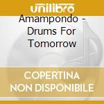 Drums for tomorrow cd musicale di Amampondo