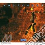 Sanscapes one-a.v. 01 cd musicale di ARTISTI VARI