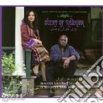 Scent of reunion: love... cd musicale di Mahsa Vahda