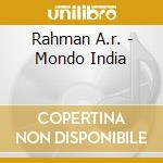 Mondo india cd musicale di Artisti Vari