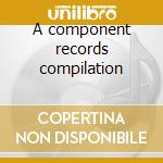 A component records compilation cd musicale