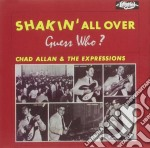 Shakin'all over - guess who cd musicale di The guess who & chad allan