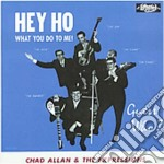 Hey ho what you do to me - guess who cd musicale di The guess who & chad allan