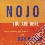 Nojo Feat.don Byron - You Are Here cd musicale di Nojo feat.don byron