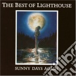 Sunny days again best - cd musicale di Lighthouse The