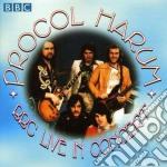 Bbc live in concert cd musicale di Harum Procol