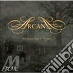 THE FIRST ERA 1996-2002                   cd musicale di ARCANA