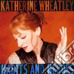 Habits and heroes - cd musicale di Wheatley Katherine