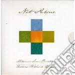 CD - V/A - NOT ALONE cd musicale di ARTISTI VARI