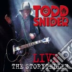 Live the storyteller cd musicale di Todd Snider