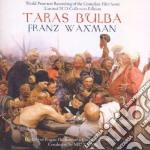 Taras bulba cd musicale di Franz Waxmann