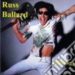 Anthology cd musicale di Russ Ballard