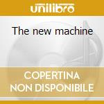The new machine cd musicale di Tony Carey
