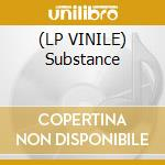 (LP VINILE) Substance lp vinile