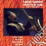 Fuego en mi alma - garnett carlos cd musicale di Garnett Carlos