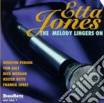 Etta Jones - The Melody Lingers On cd musicale di Etta Jones