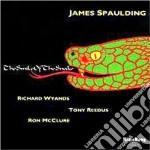 The smile of the snake - spaulding james cd musicale di Spaulding James