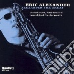 The great - cd musicale di Eric alexander quartet