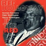 In the red - holloway red cd musicale di Holloway Red