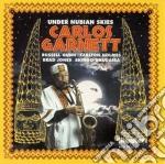 Under nubian skies - garnett carlos cd musicale di Garnett Carlos
