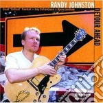 Detour ahead - cd musicale di Randy johnston quartet