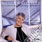 With a song in my heart - cd musicale di Whitfield Wesla