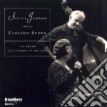 Sheila Jordan & Cameron Brown - I've Grown Accustomed... cd musicale di Sheila jordan & cameron brown