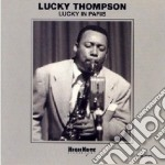 Lucky in paris - thompson lucky cd musicale di Lucky Thompson