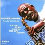 Keep the spirits singing - newman david fathead cd musicale di David