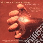 Reflections cd musicale di The don sickler quin