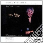 Wesla Whitfield - Let's Get Lost cd musicale di Whitfield Wesla