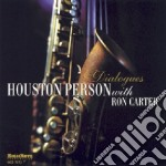 Dialogues cd musicale di Houston person & ron