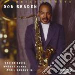 Brighter days - cd musicale di Don braden quartet