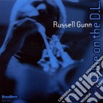 Blue on the d.l. cd musicale di Russell Gunn