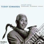 Teddy Edwards - Smooth Sailing cd musicale di Edwards Teddy