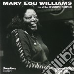 Mary Lou Williams - Live At Keystone Korner cd musicale di Mary lou williams