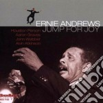 Jump for joy cd musicale di Ernie Andrews