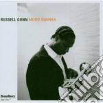 Mood swings cd musicale di Russell Gunn