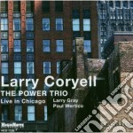 Live in chicago cd musicale di Larry coryell the po