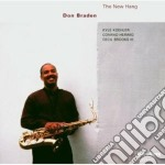 The new hang cd musicale di Don Braden