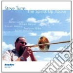 Steve Turre - The Spirits Up Above cd musicale di Steve Turre