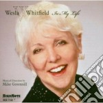 In my life cd musicale di Whitfield Wesla