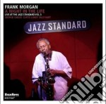 Frank Morgan - A Night In The Life cd musicale di FRANK MORGAN