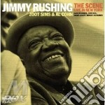 THE SCENE                                 cd musicale di RUSHING JIMMY